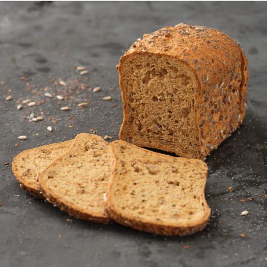 Donker Meergranenbrood Vitaal glutenvrij 400 gram