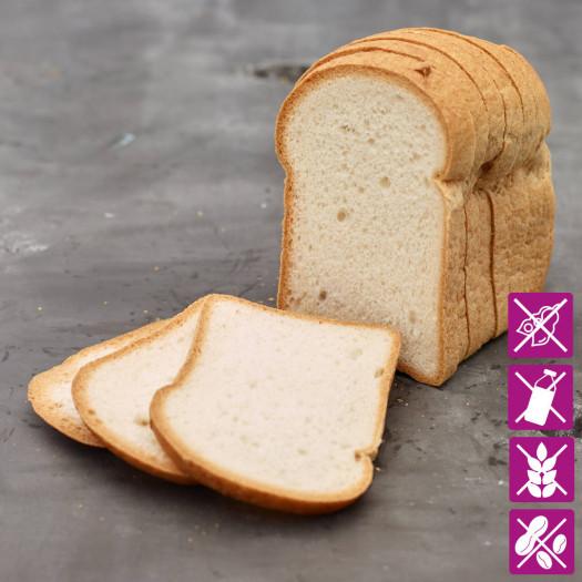 Wit Brood glutenvrij 350 gram